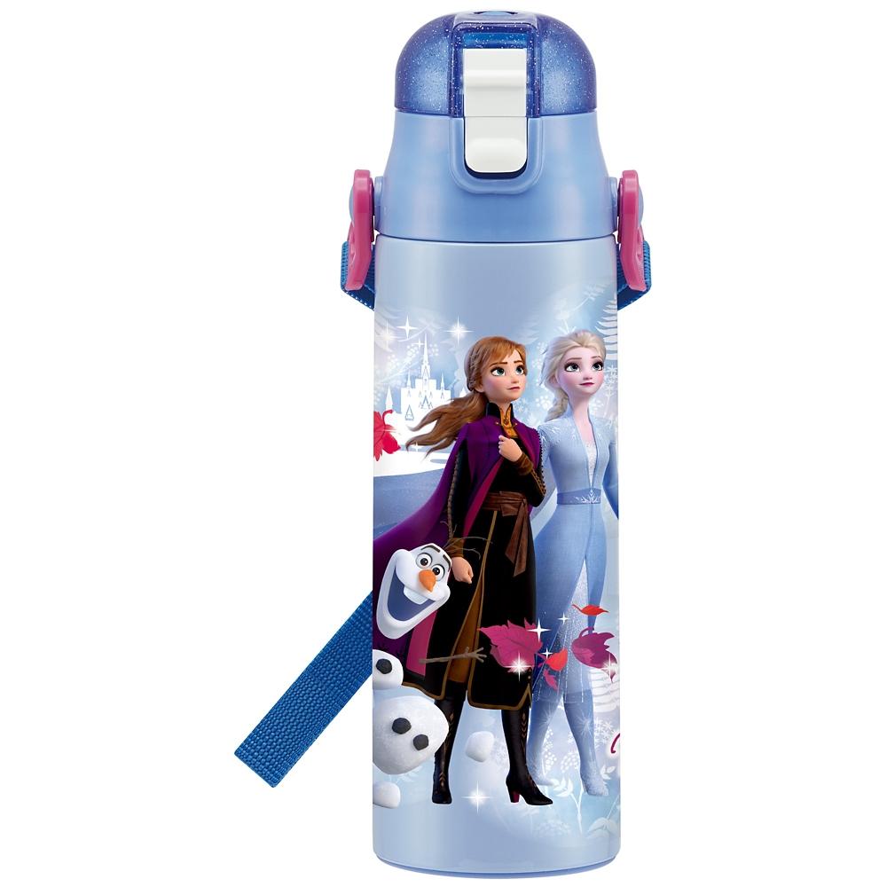 アナと雪の女王2 キャップを替えて使い方2通り2WAYステンレスボトル[570-580ml] SKDC6