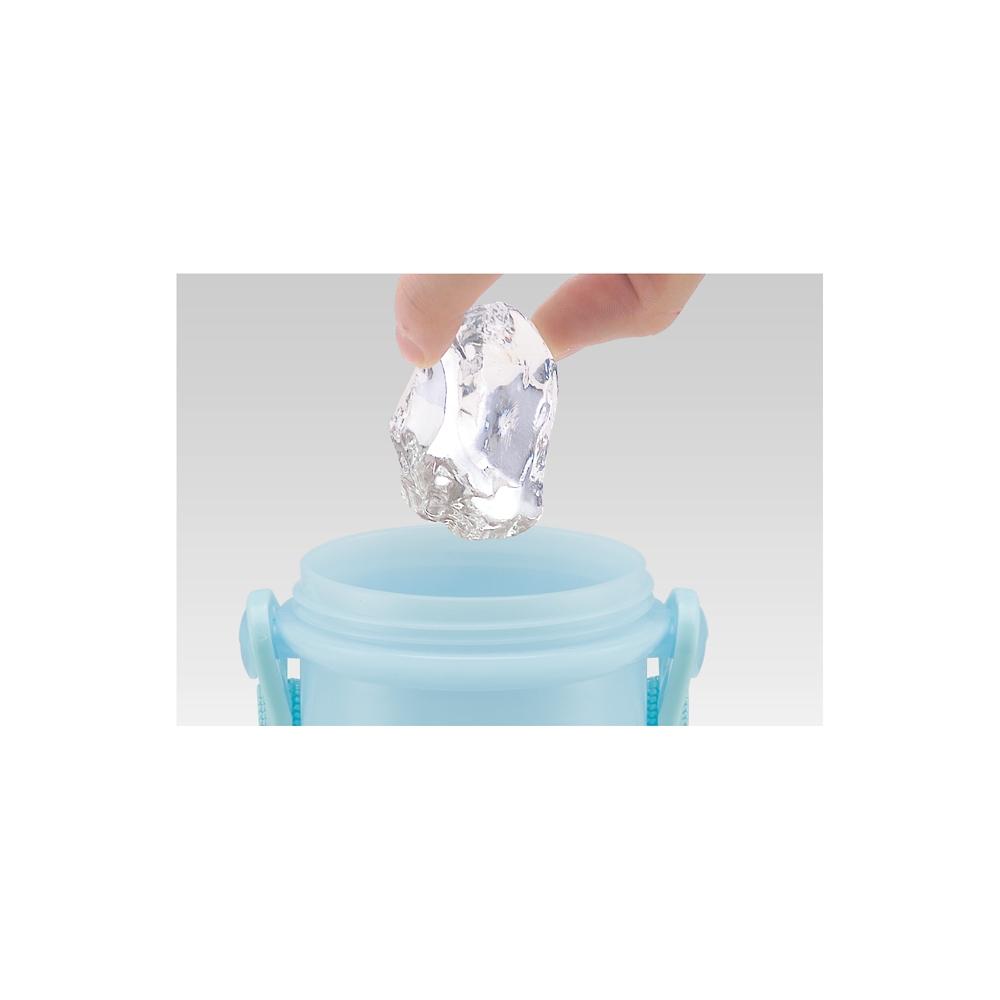 食洗機対応 子供用直飲み水筒 480ml●アナと雪の女王 エルサ&オラフ●PSB5SAN