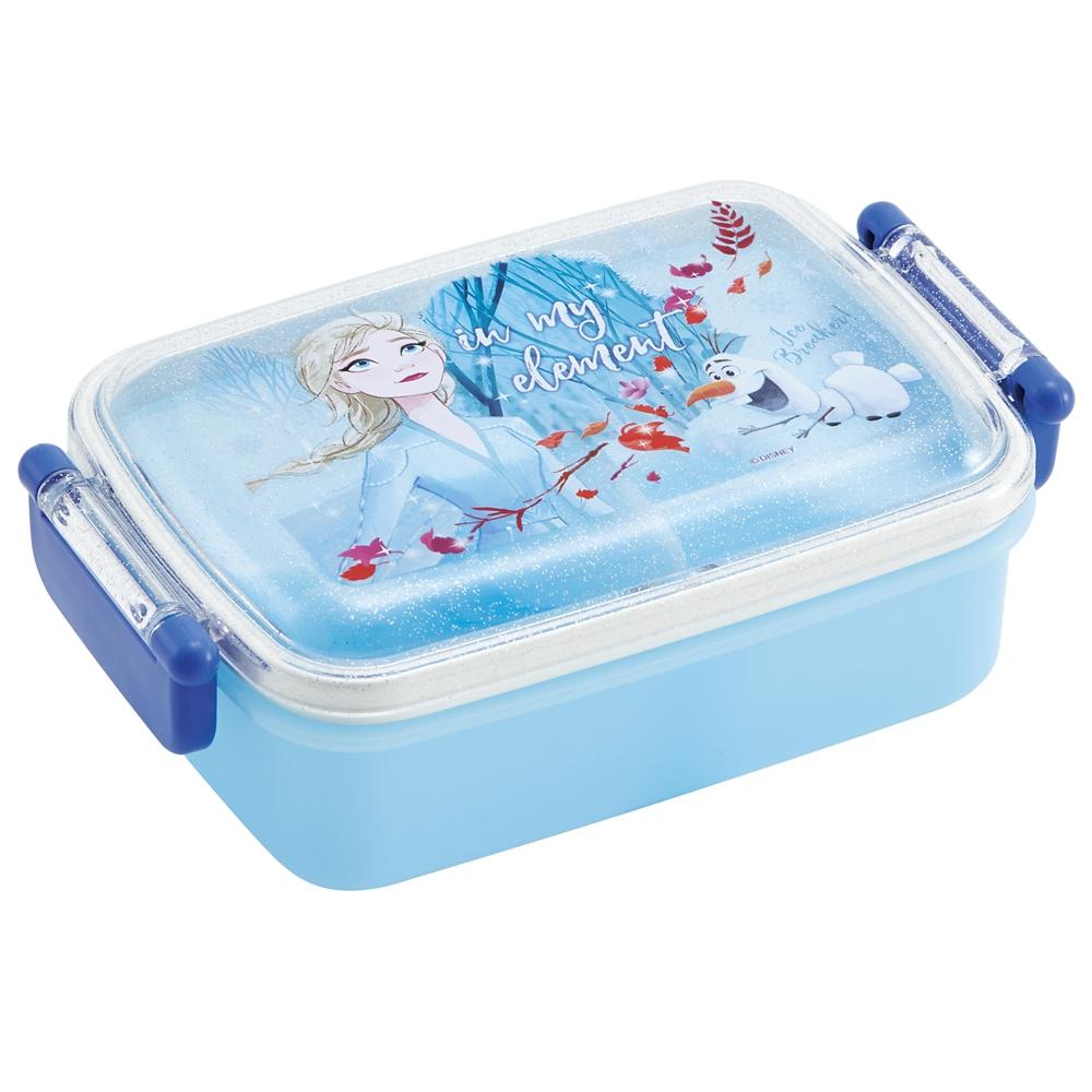 食洗機対応ふわっとフタタイトランチボックス[角型]●アナと雪の女王 エルサ&オラフ●RBF3AN