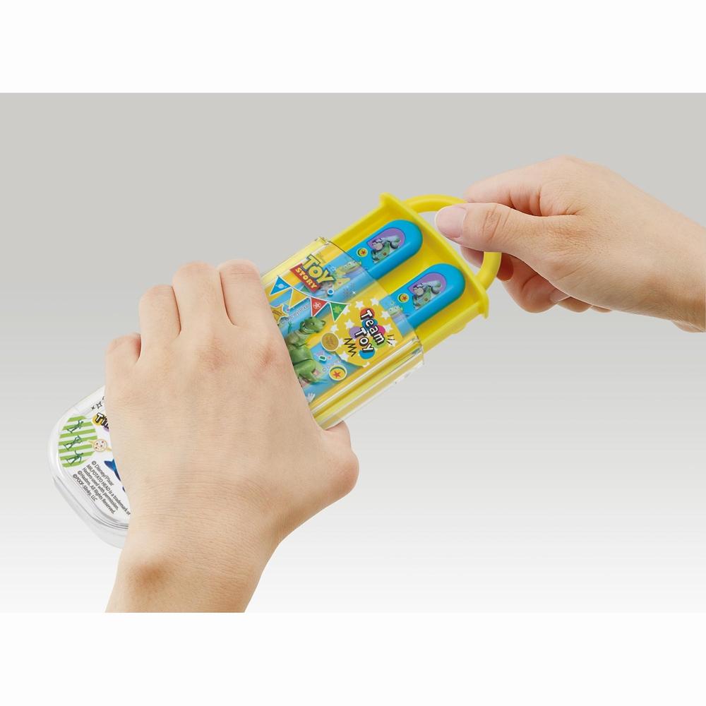 トイストーリー20 食洗機対応スライド式スプーンフォークセット CC2