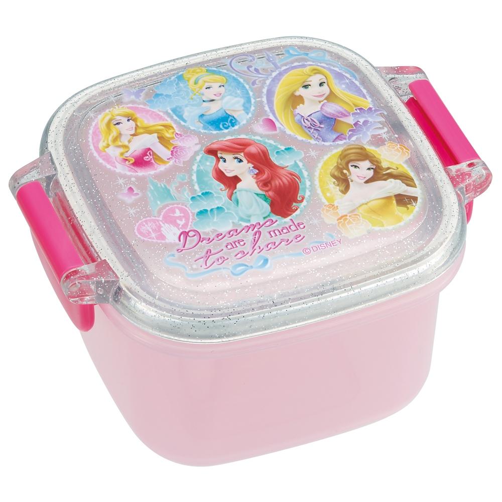 プリンセス キャラクターお弁当箱食洗機対応ミニタイトランチボックス<br> RC1A