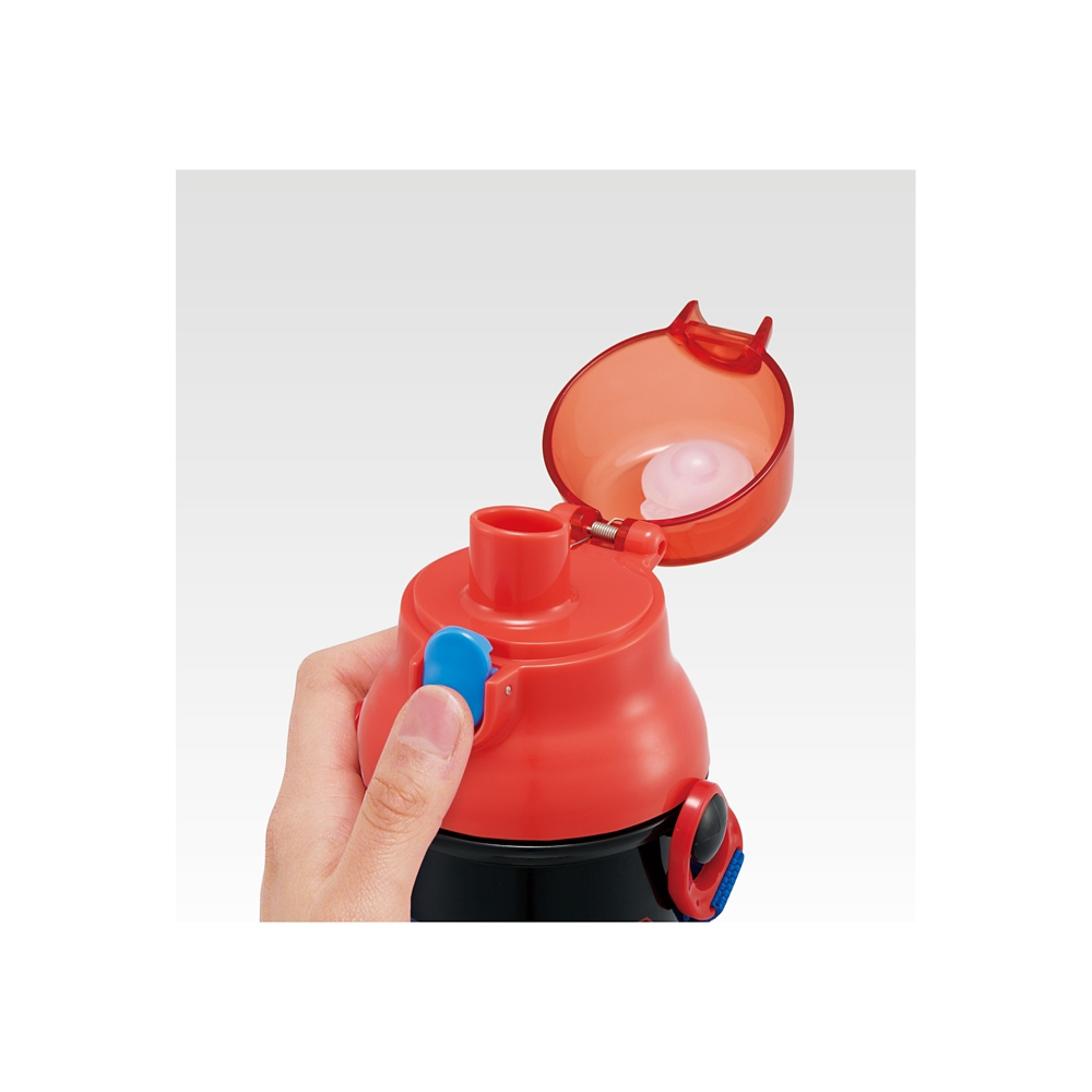 食洗機対応 子供用直飲み水筒 480ml●カーズ20●PSB5SAN