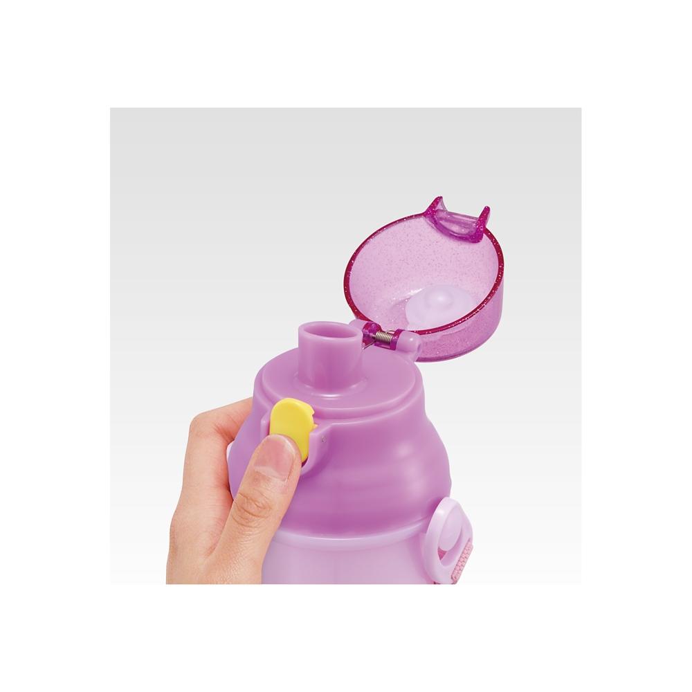 食洗機対応 子供用直飲み水筒 480ml●ラプンツェル20●PSB5SAN