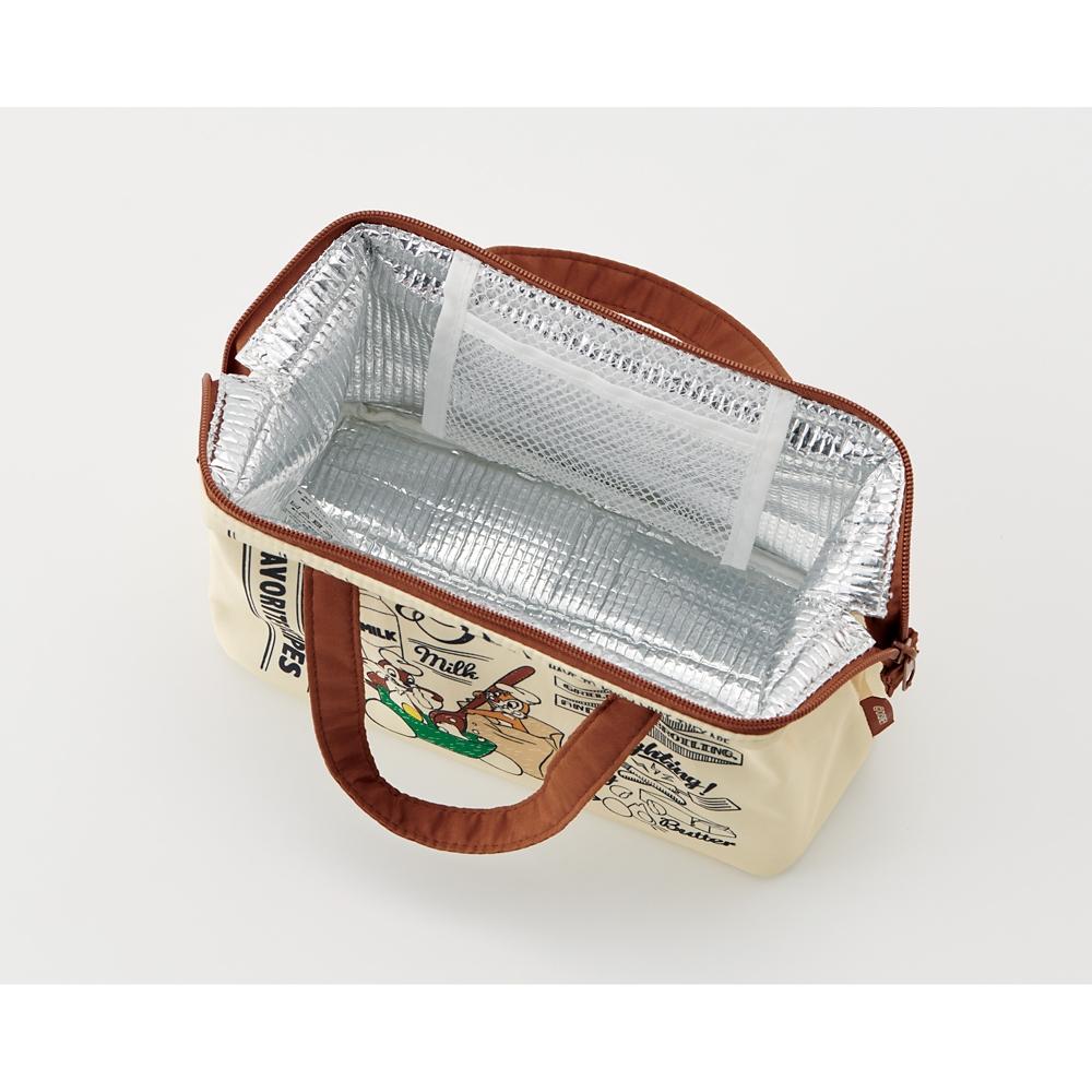 チップ&デール クッキング がま口型 保冷ランチバッグ【M】 KGA1