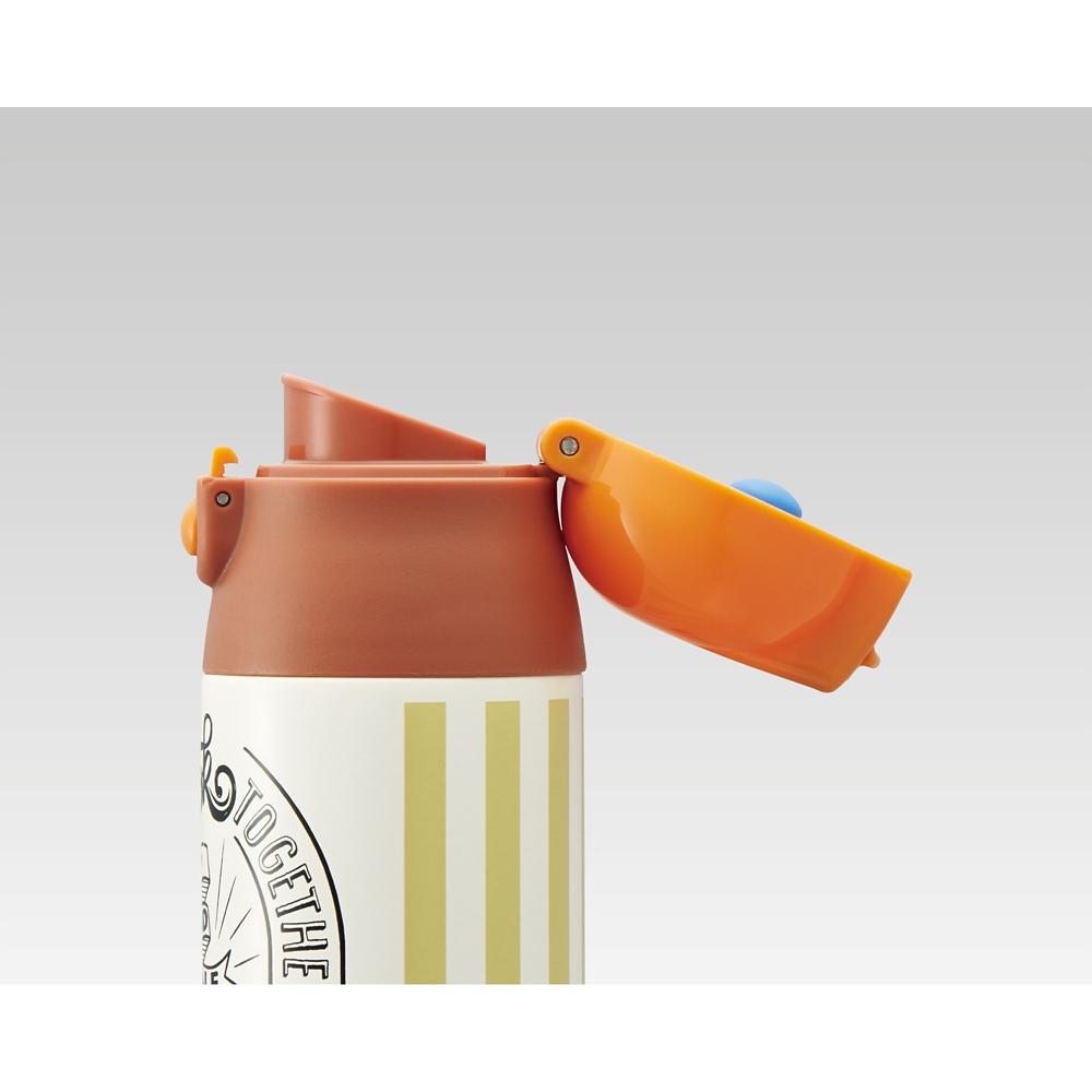 ●チップ&デール クッキング●ロック付き ワンプッシュダイレクトステンレスマグボトル[360ml]SDPC4
