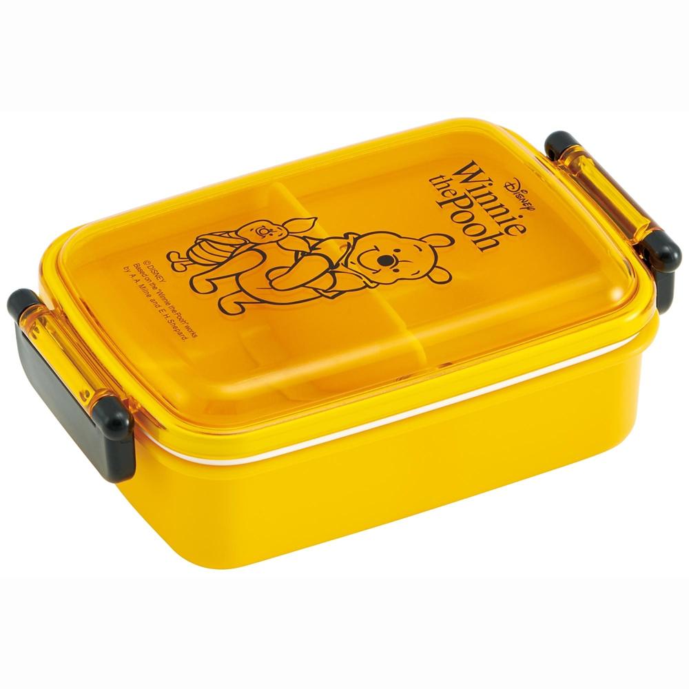 プーさん&ピグレット お弁当箱 ふわっと Honey