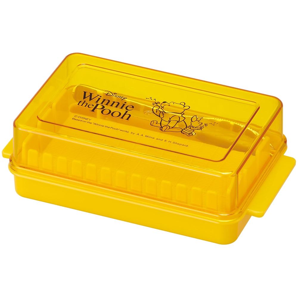 プーさん&ピグレット バターケース 定量カッティング Honey