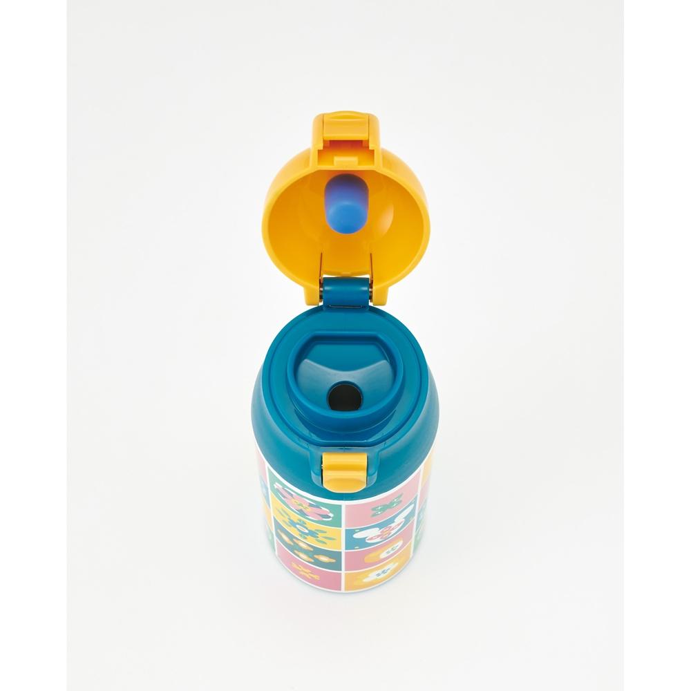 ●ミツマル ガーデン●ロック付き ワンプッシュダイレクトステンレスマグボトル[360ml]SDPC4