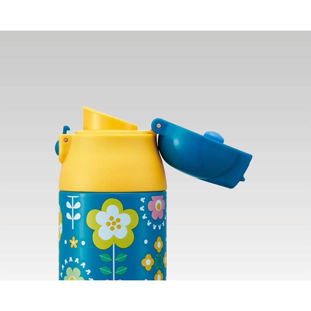 ●ミツマル ガーデン●ロック付き ワンプッシュダイレクトステンレスマグボトル【500ml】SDPC5