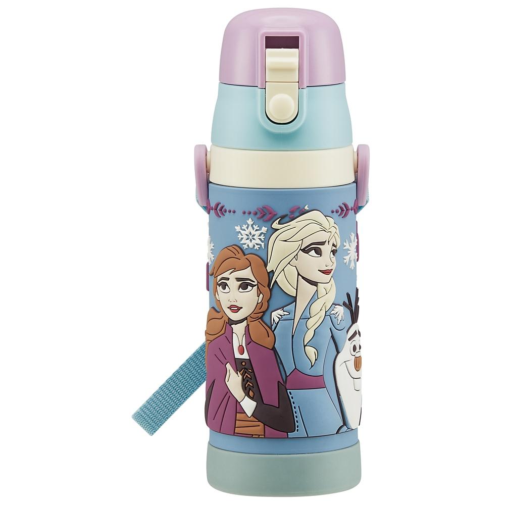 アナと雪の女王2 3Dロック付ワンプッシュダイレクトボトル[480ml] SDPV5