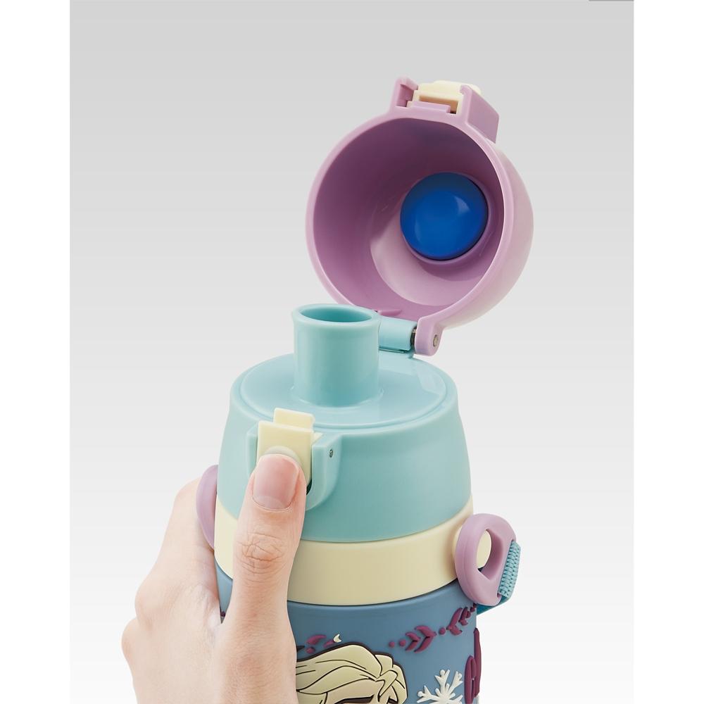 3Dロック付ワンプッシュダイレクトボトル[480ml]●アナと雪の女王2●SDPV5