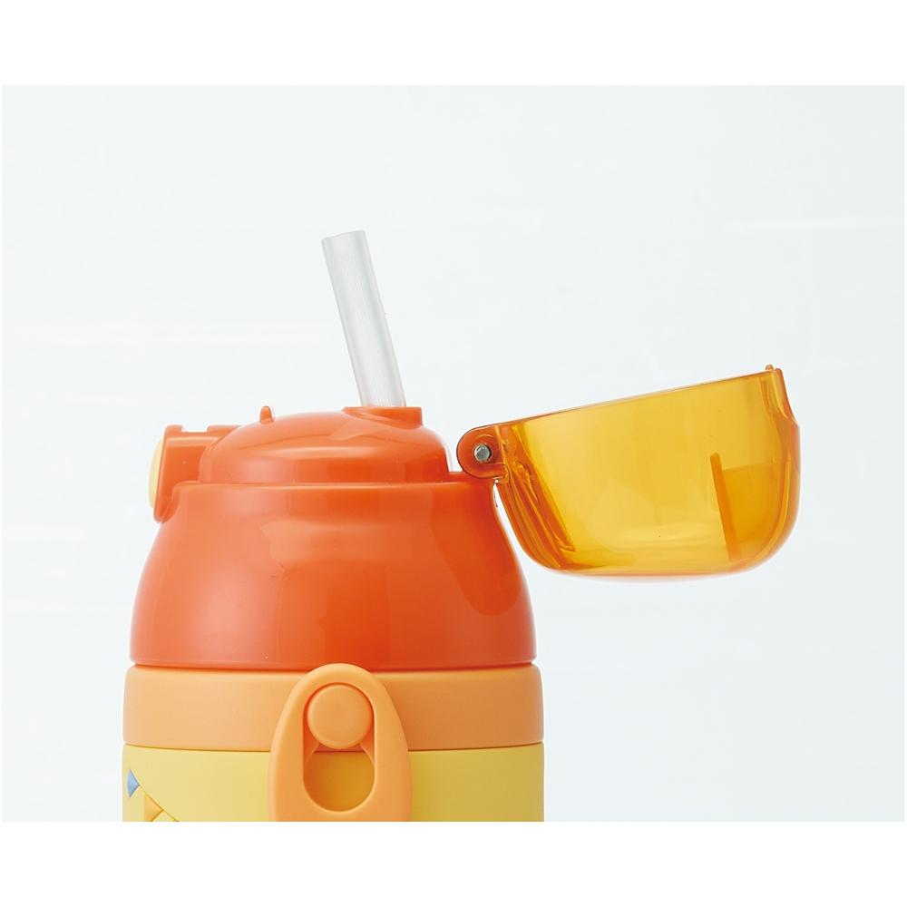 くまのプーさん 3Dワンプッシュストローボトル[380ml] SSPV4