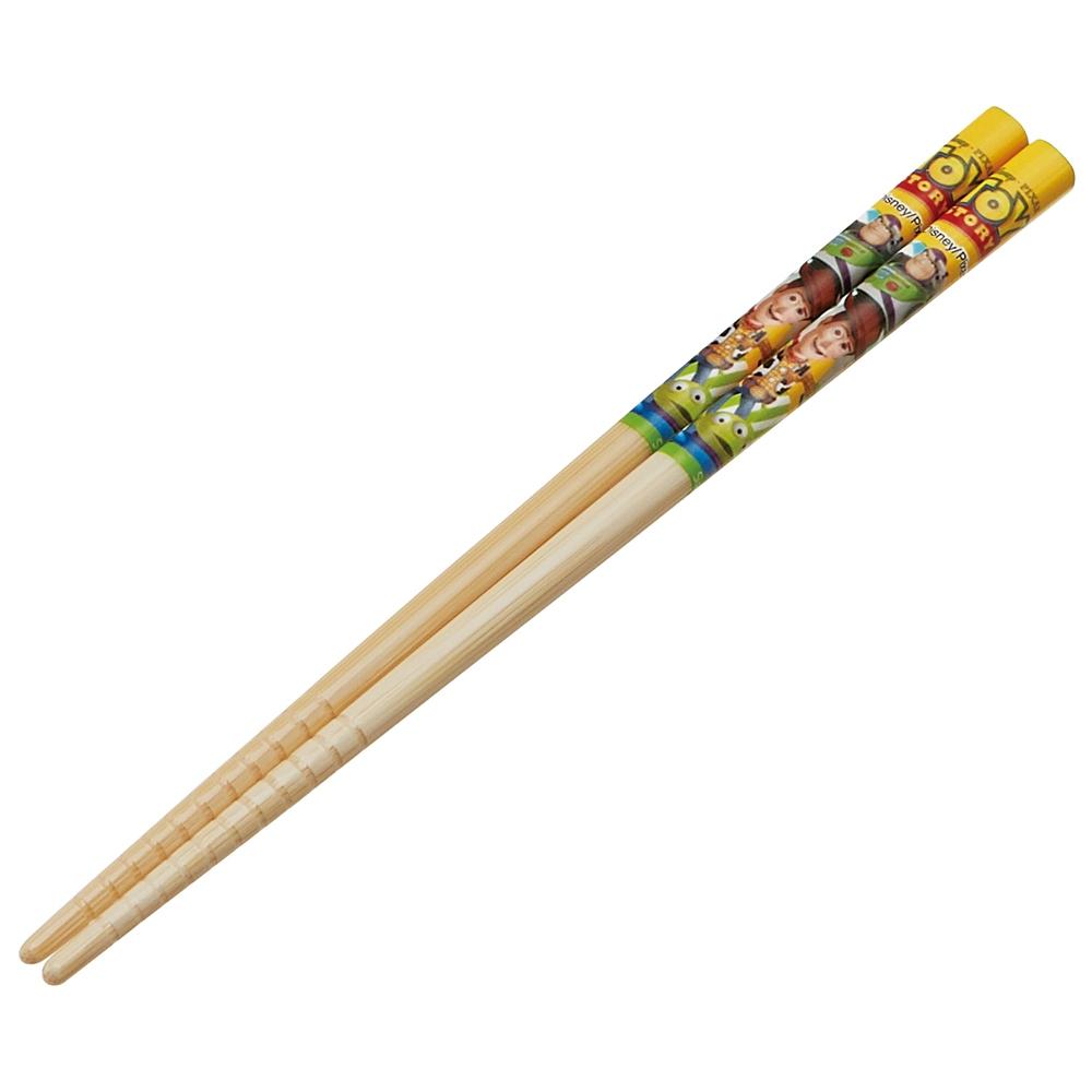 子ども用 竹安全箸〔すべり止加工〕 トイ・ストーリー20  ANT2