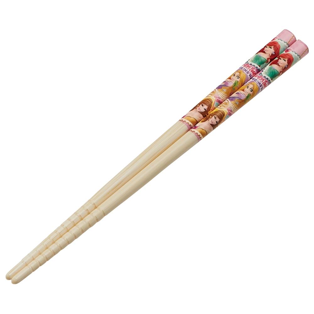 子ども用 竹安全箸〔すべり止加工〕 プリンセス20  ANT2