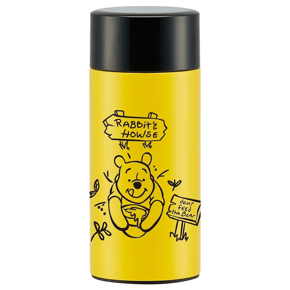 ●くまのプーさん ハニー●ステンレスマグボトル【200ml】SMBC2B