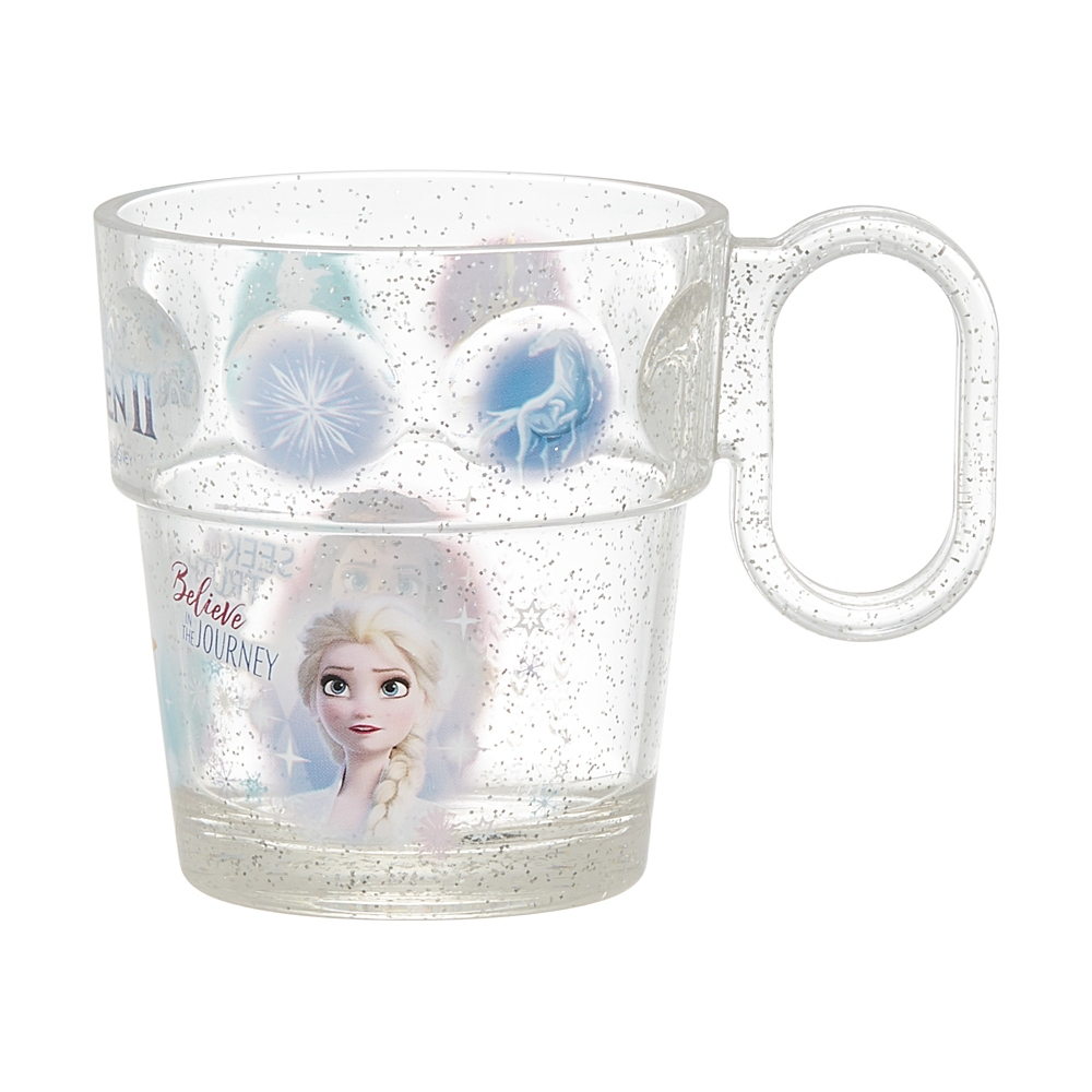 アナと雪の女王2  スタッキングアクリルマグカップ[220ml]KSA1