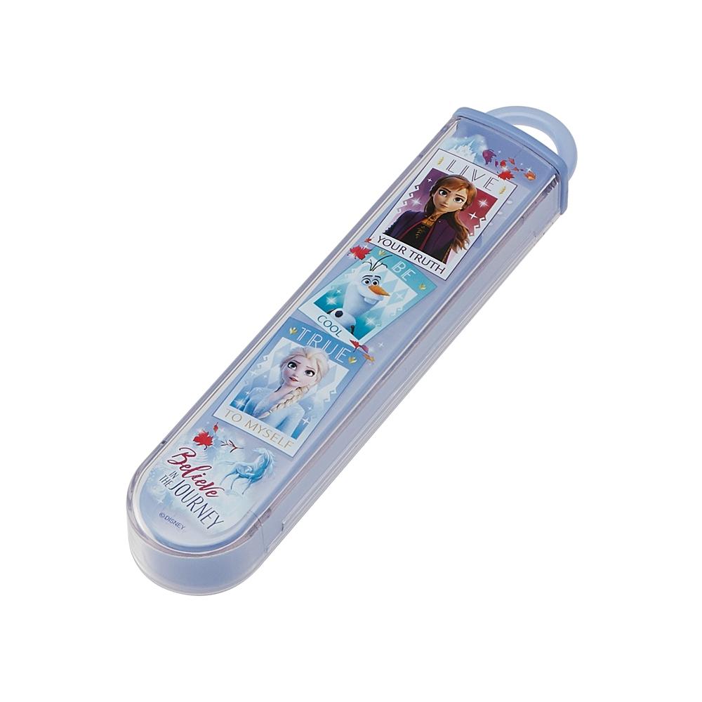 子ども用スライド式歯ブラシケース●アナと雪の女王2●TBC4