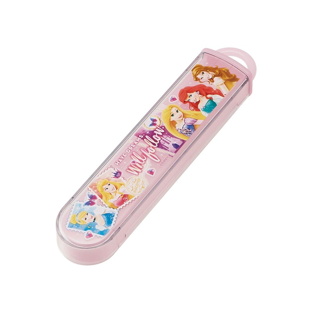 プリンセス 子ども用スライド式歯ブラシケース TBC4