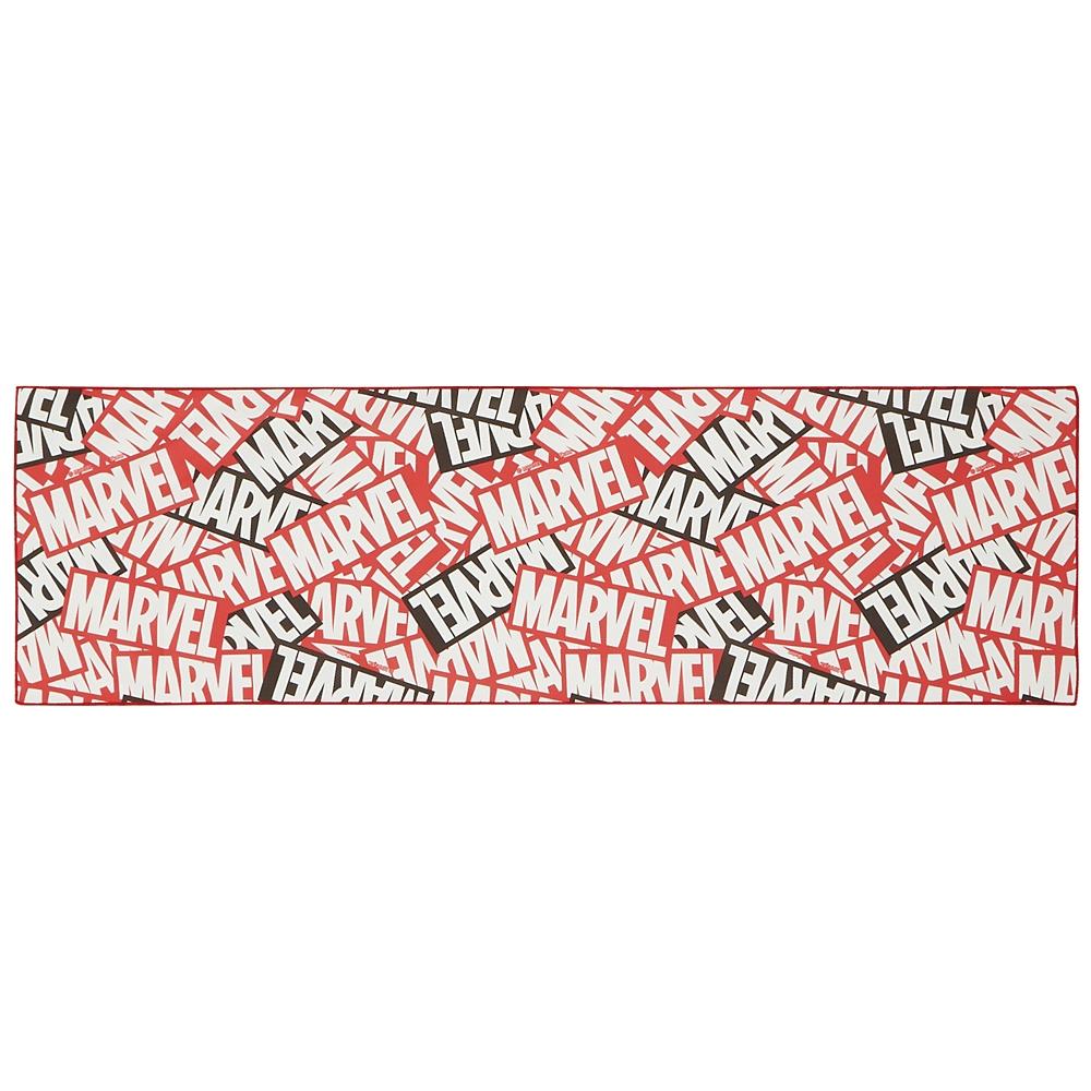 MARVEL ロゴ [ケース付き]クールタオル(100×30cm) TOC1