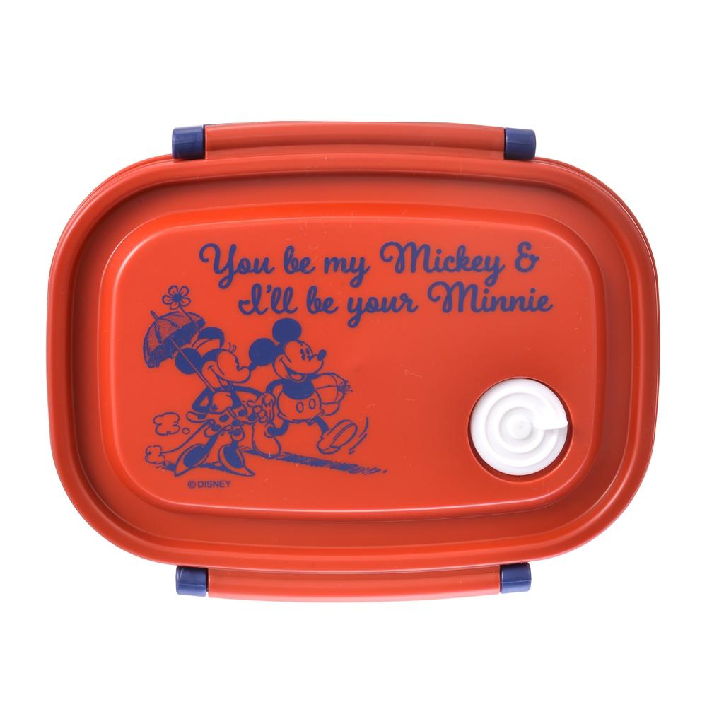 ラク軽弁当箱M[550ml] ミッキーマウス  XPM4