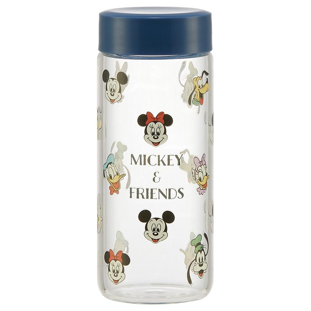 ガラス製マグボトル [250ml]●ミッキーマウス●SGMC2