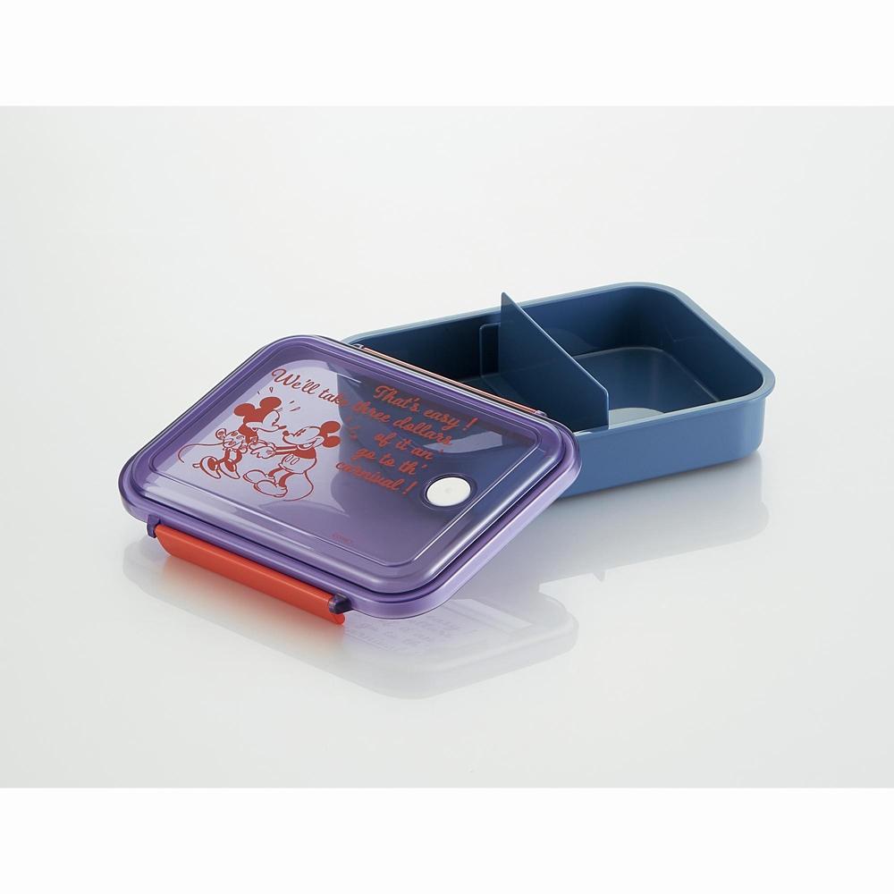 ミッキー&ミニー お弁当箱(L) 冷凍作り置き