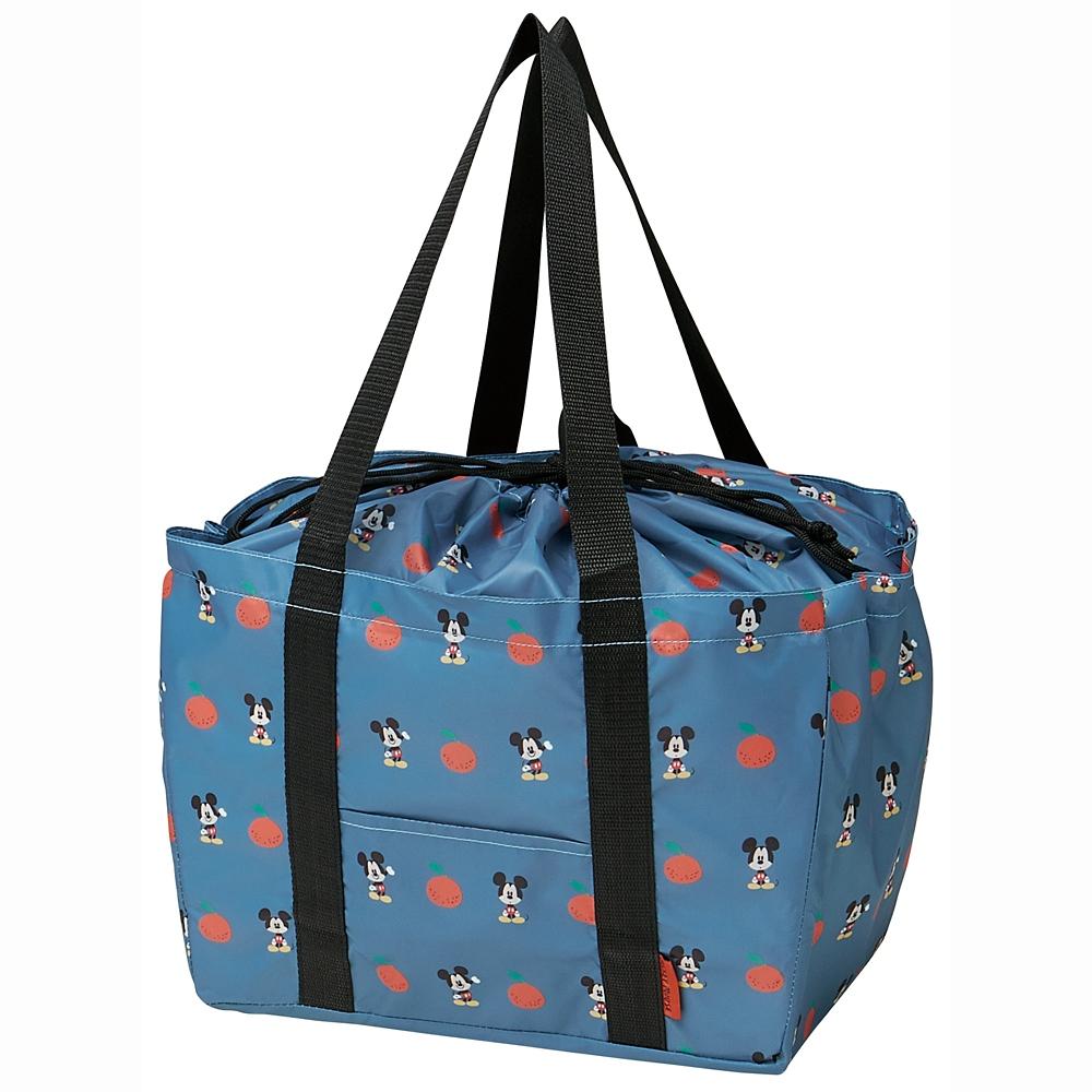 ミッキー レジカゴ用バッグ 巾着タイプ フードアイコン