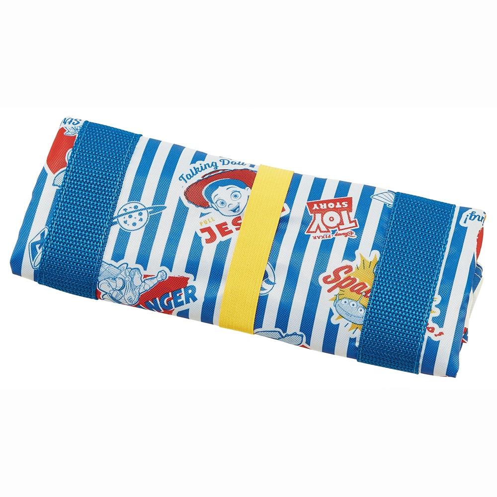 トイ・ストーリー レジカゴ用バッグ 巾着タイプ ストライプ