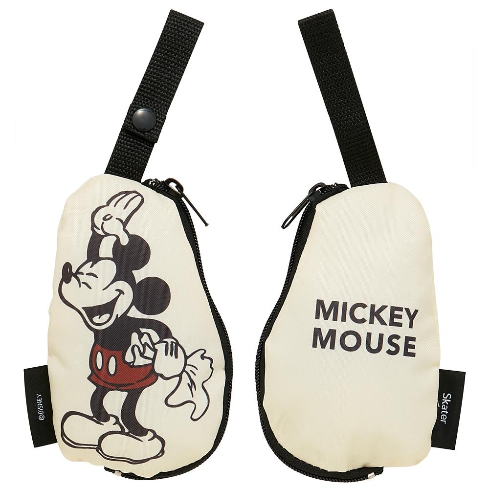 ミッキーマウス ポーチ付きショッピングエコバッグ KBS42P