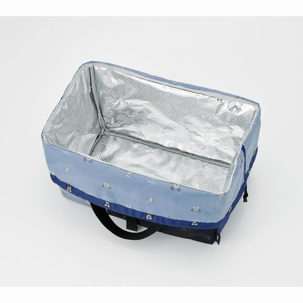 ミッキー&フレンズ リュックサック・バックパック レジカゴ用保冷バッグ フェイス