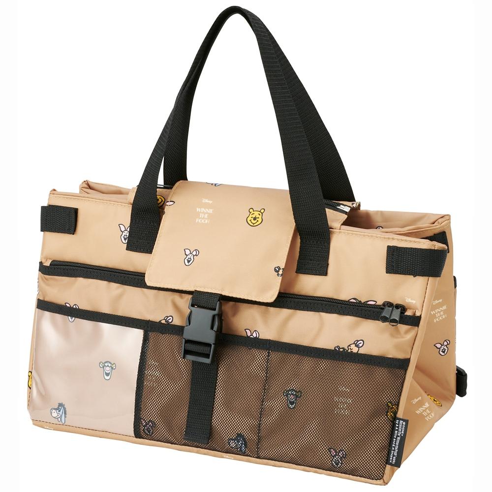レジカゴ用保冷リュックバッグ くまのプーさん  KBCRY20