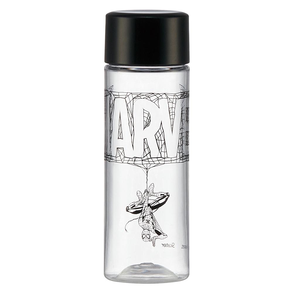 プチウォーターボトル[160ml]●マーベルロゴ&スパイダーマン●PDC2