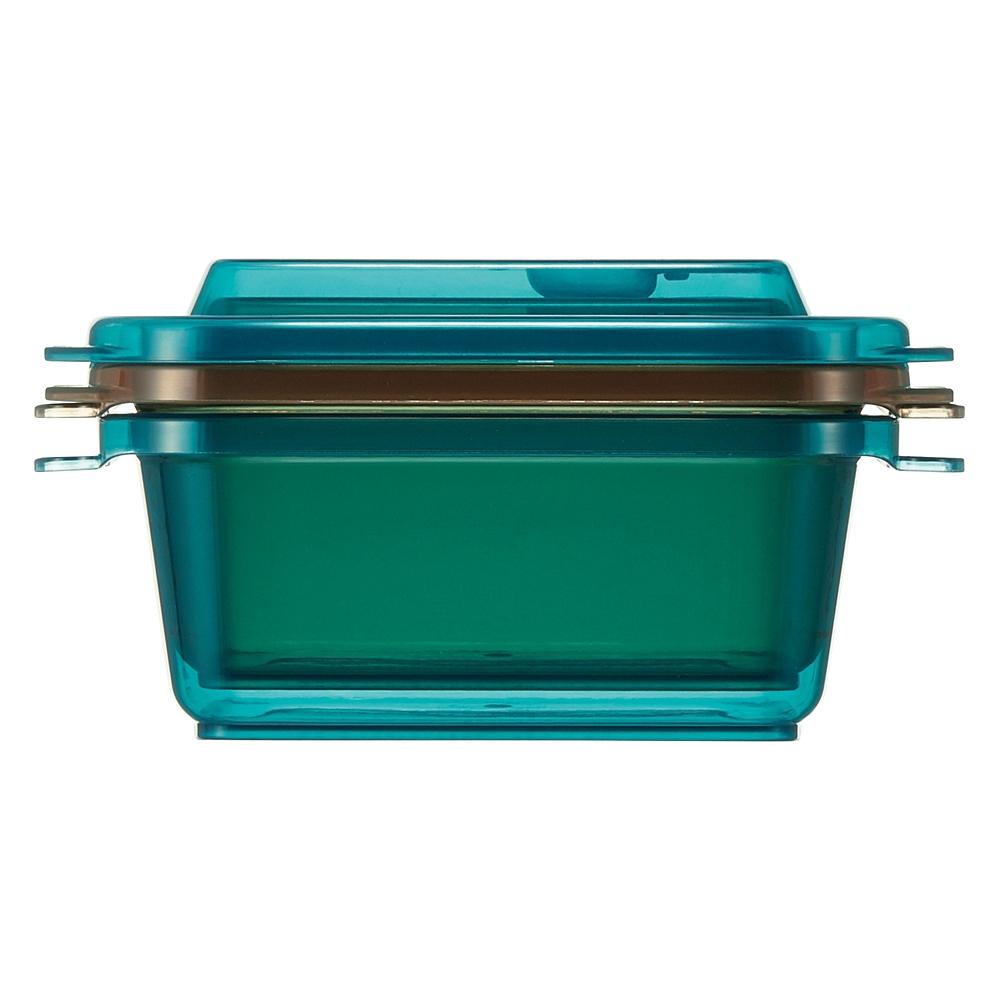 くまのプーさん エアー弁付ふわっと保存容器M[300ml]2個セット FCNF1W