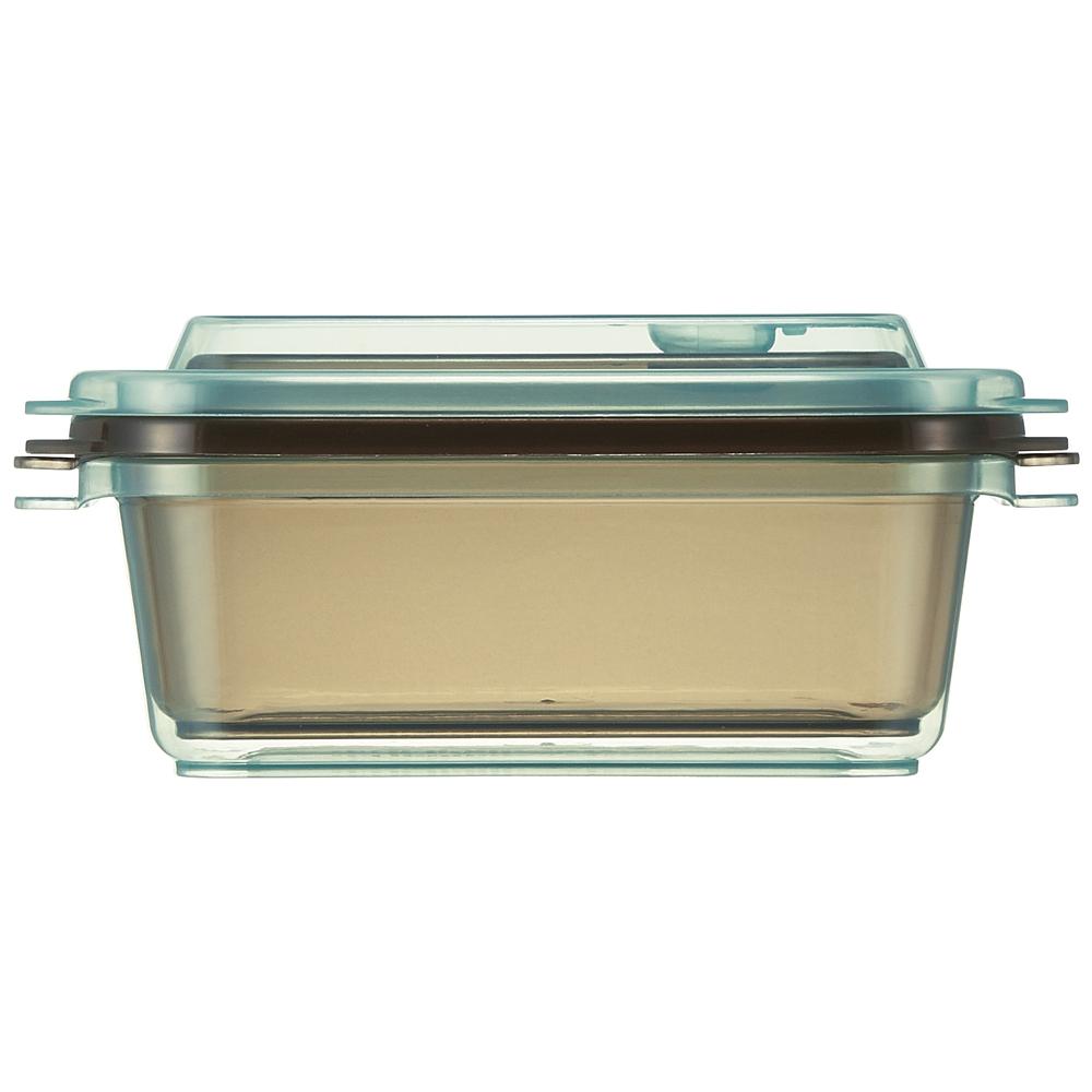 チップ&デール エアー弁付ふわっと保存容器L[500ml]2個セット FCNF2W
