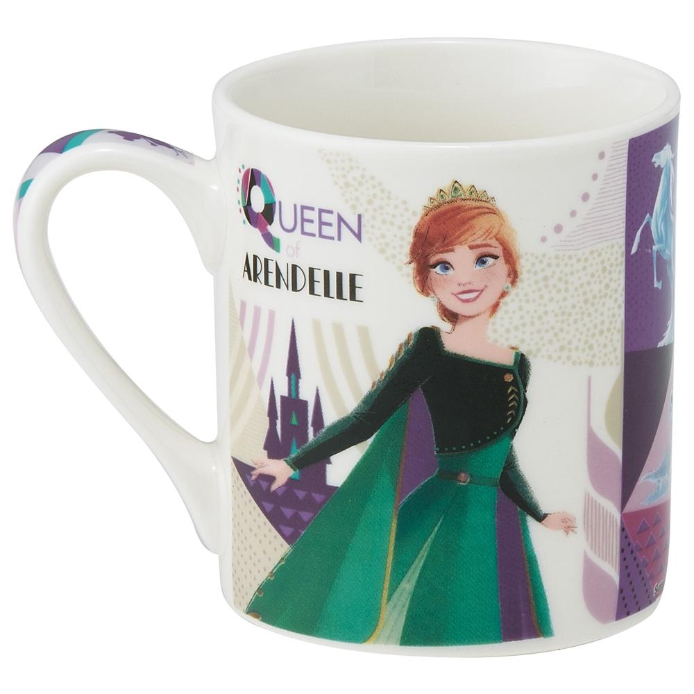 陶器マグコップ[S]●アナと雪の女王●CHMG14