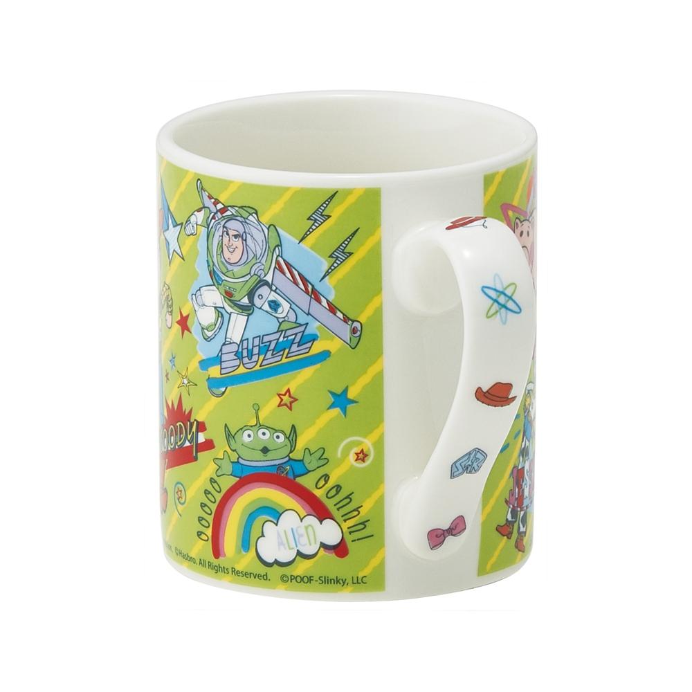 陶器マグコップ[S]●TOYSTORY カラフルポップ●CHMG14