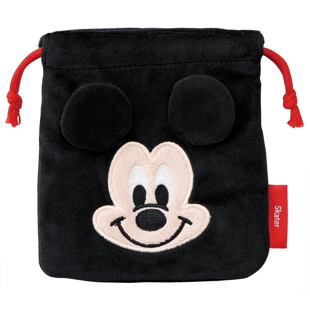 ミッキーマウス ダイカット巾着 KBDF1