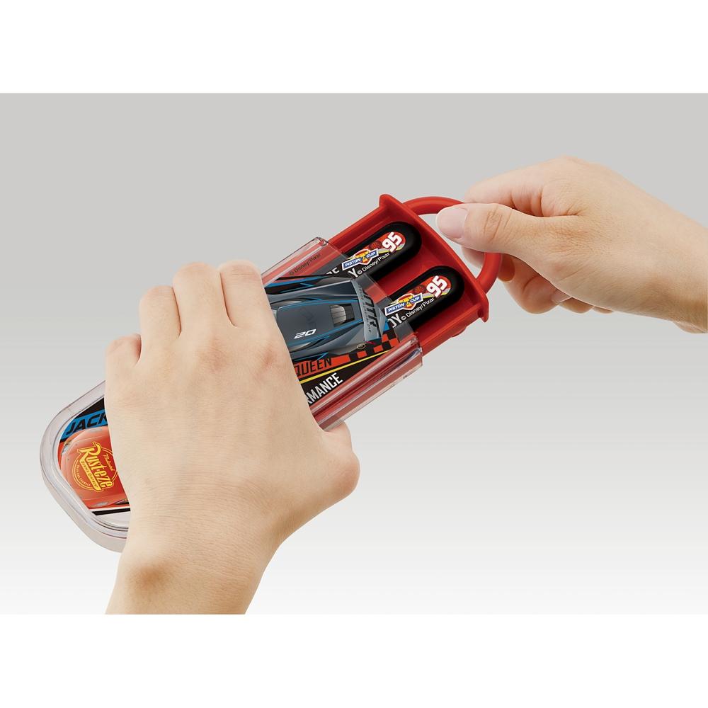カーズ  食洗機対応スライド式スプーンフォークセット CC2