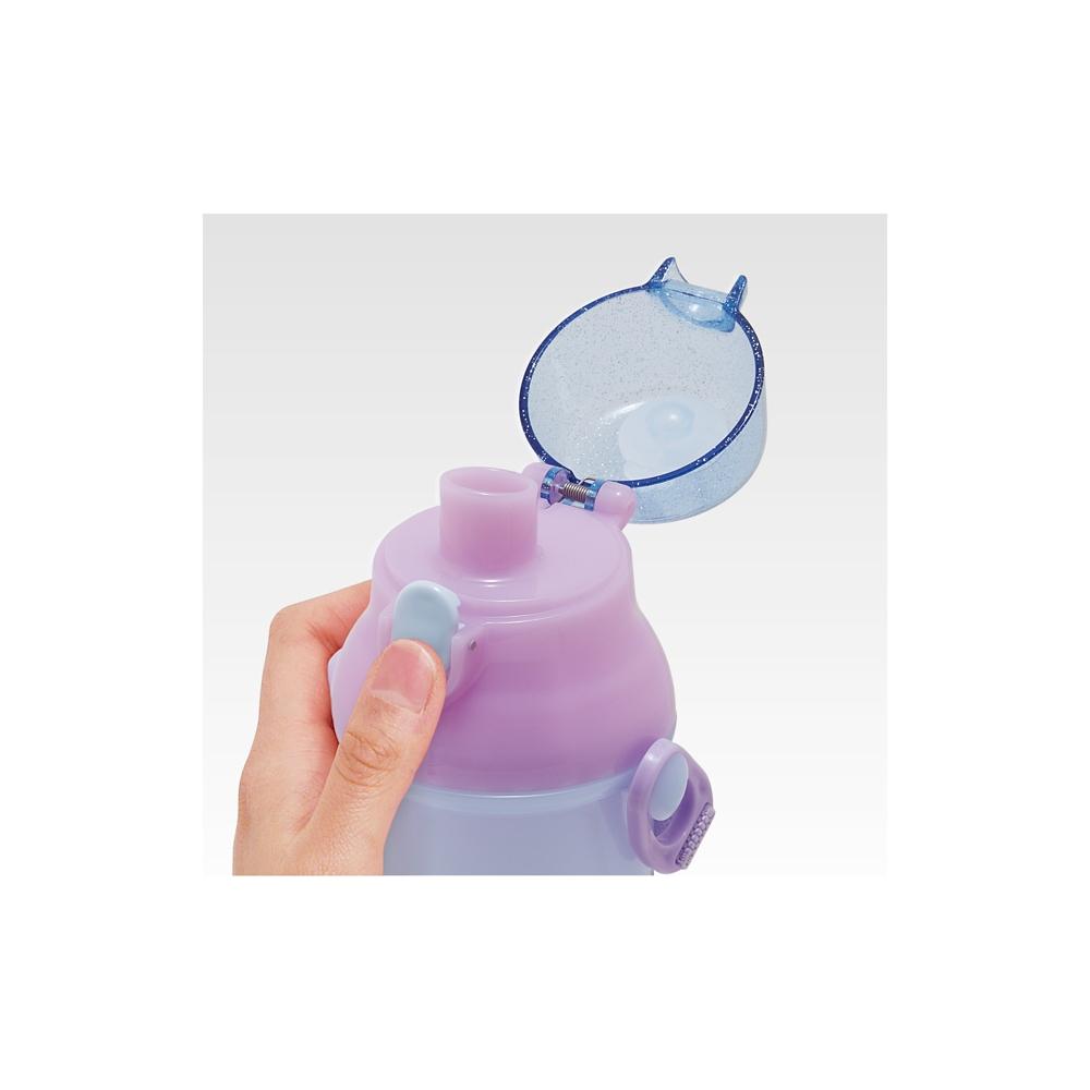 抗菌食洗機対応直飲みワンタッチボトル[480ml]●アナと雪の女王 21●PSB5SANAG