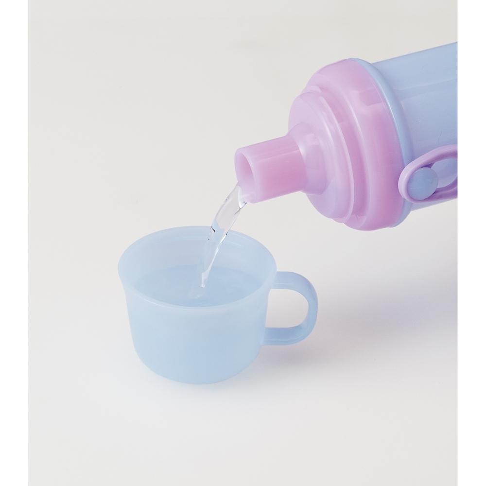 アナと雪の女王  【食洗機対応】子供用直飲み・コップ飲み水筒[480ml] PSB5KD