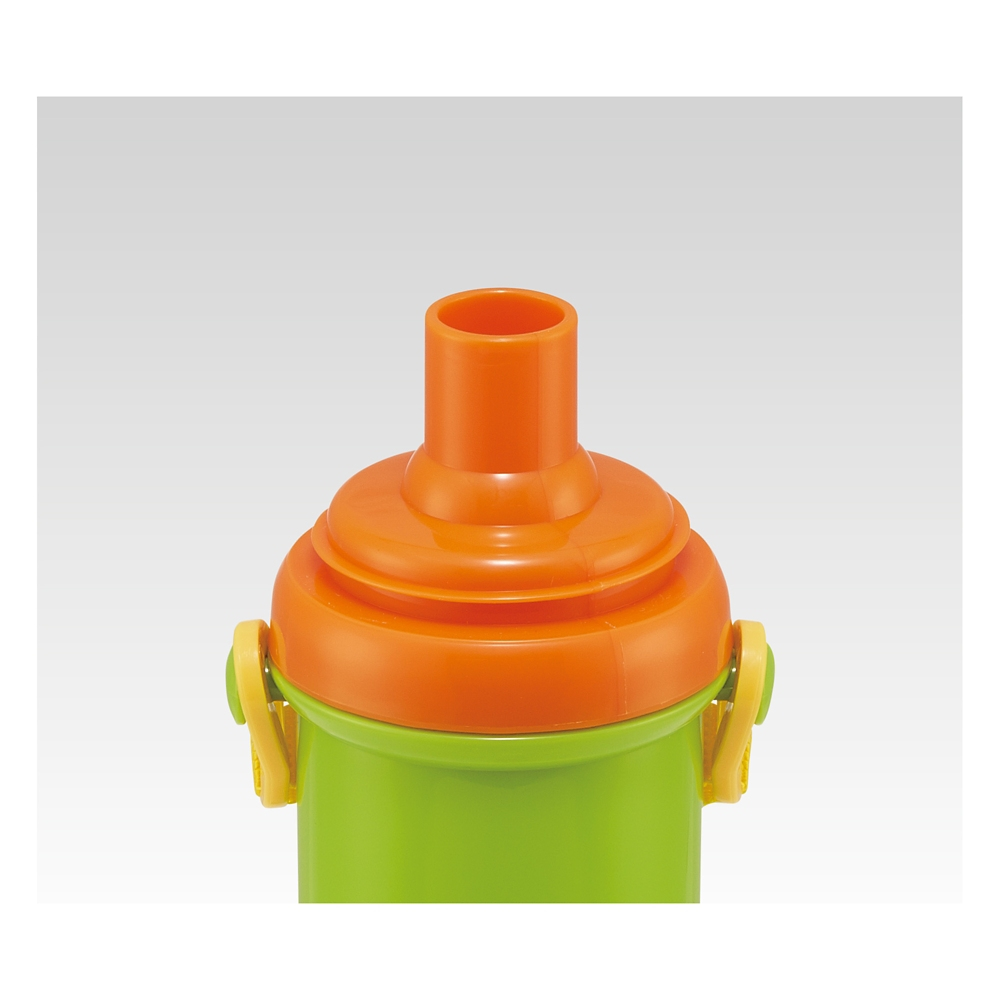 【食洗機対応】子供用直飲み・コップ飲み水筒[480ml]●トイストーリー 21●PSB5KD