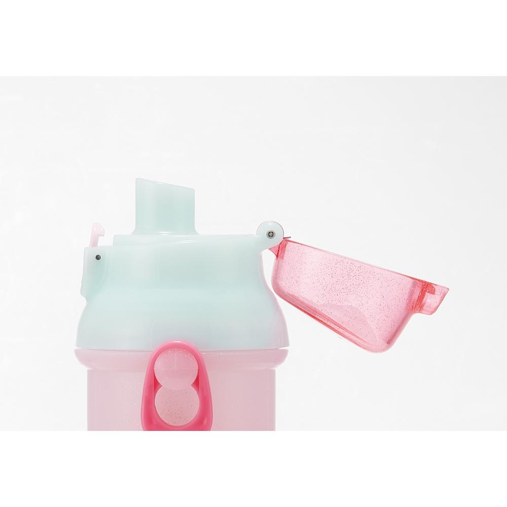 抗菌食洗機対応直飲みワンタッチボトル[480ml]●プリンセス 21●PSB5SANAG