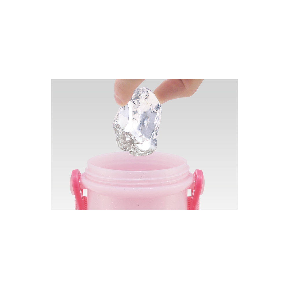 プリンセス  【食洗機対応】子供用直飲み・コップ飲み水筒[480ml] PSB5KD