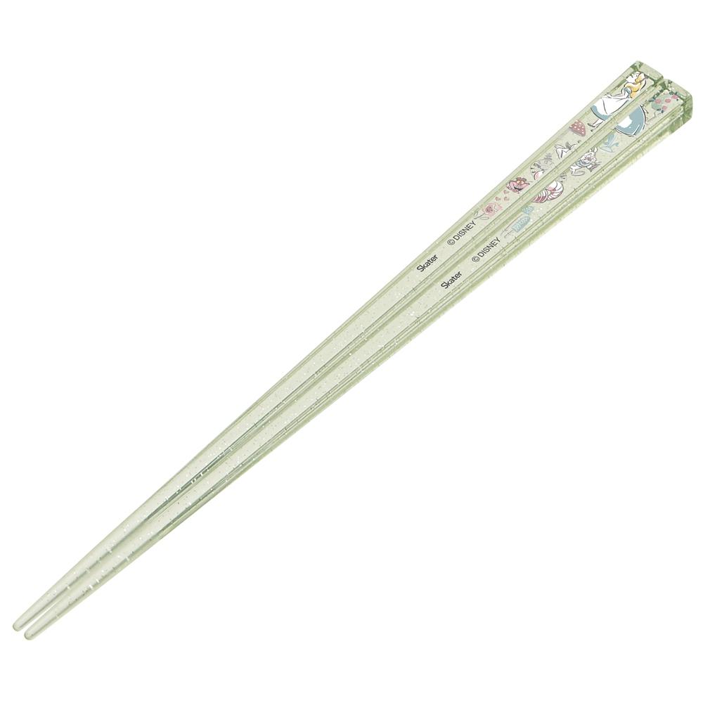 アリス アクリル製クリアなお箸[21cm] AAC45