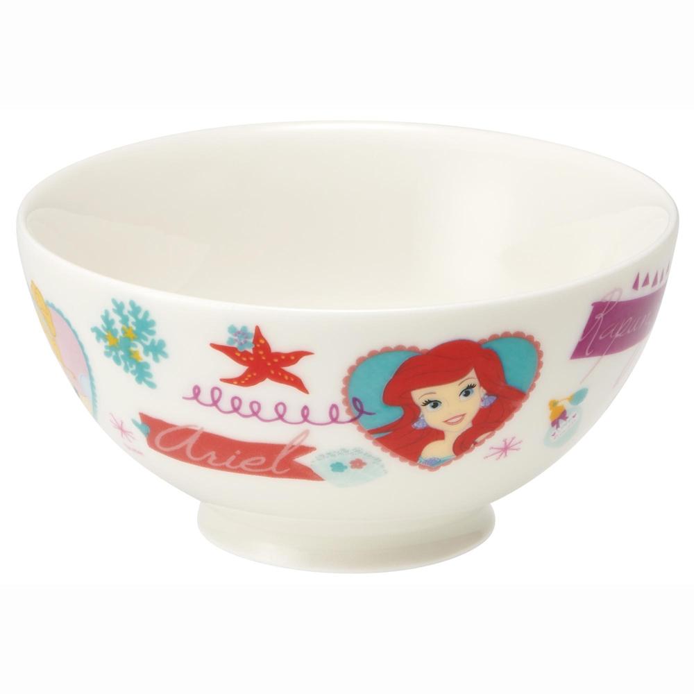 陶器茶わん(子供用) プリンセス  CHRB1