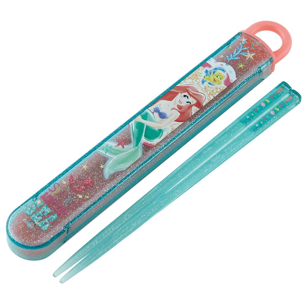 アリエル  抗菌食洗機対応箸&スライド箸箱セット[16.5cm] ABS2AMAG