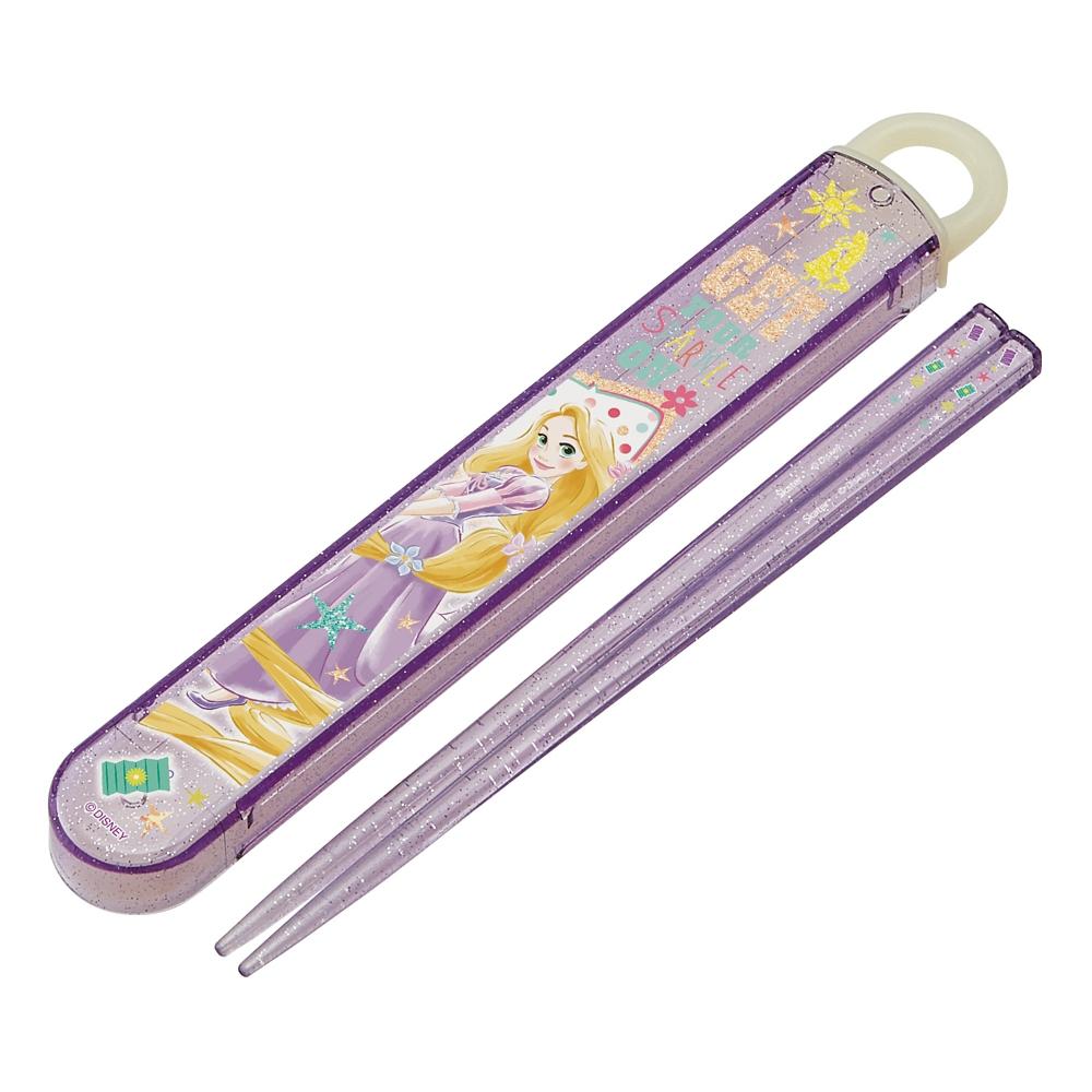 抗菌食洗機対応箸&スライド箸箱セット[16.5cm]●ラプンツェル 21●ABS2AMAG