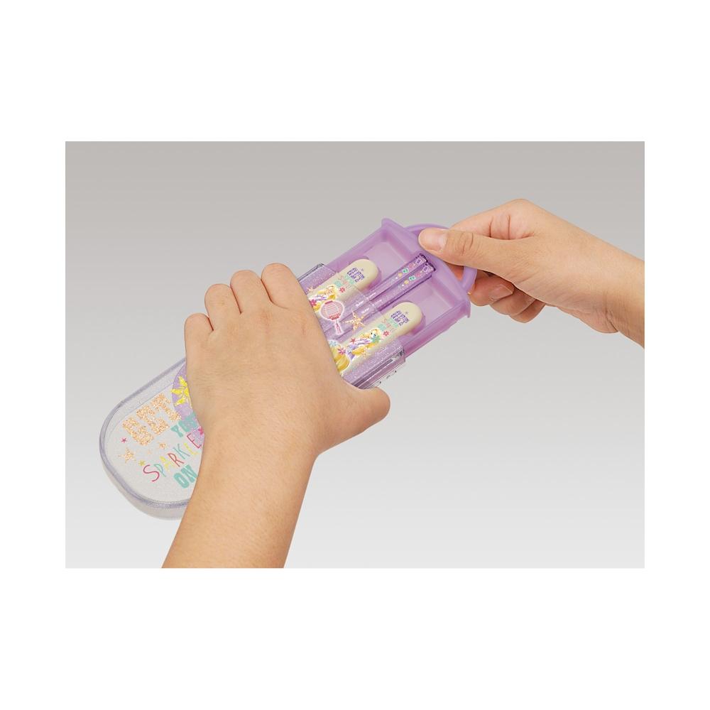 抗菌食洗機対応スライド式トリオセット●ラプンツェル 21●TACC2AG