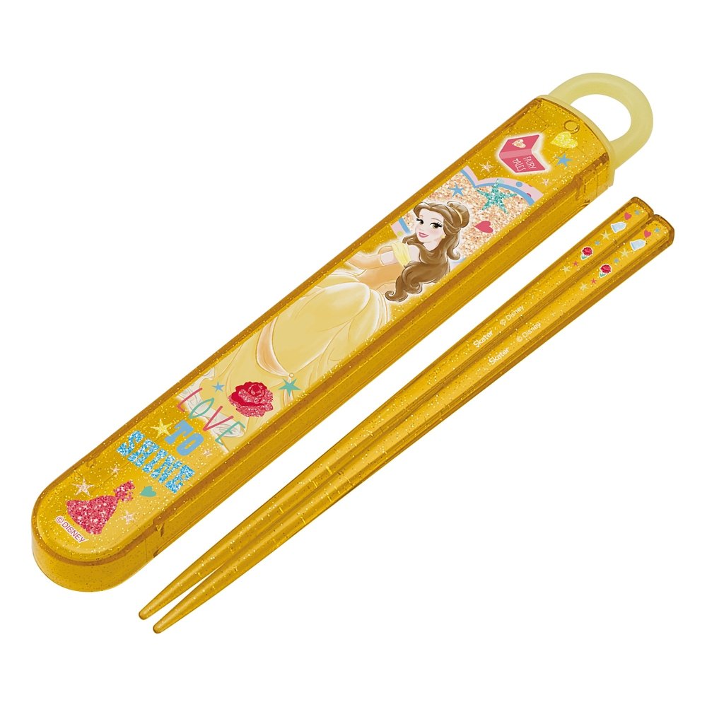 ベル  抗菌食洗機対応箸&スライド箸箱セット[16.5cm] ABS2AMAG