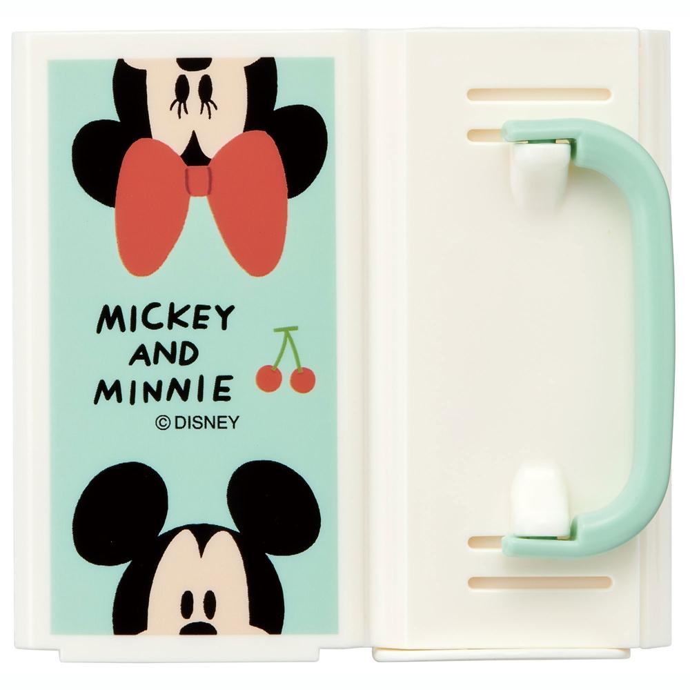ミッキー&ミニー/プチフレンズ 折りたたみ紙パック飲料ホルダー DHP2